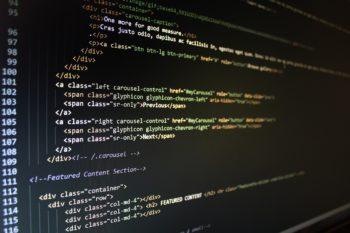 imagen con código html diseño web denia