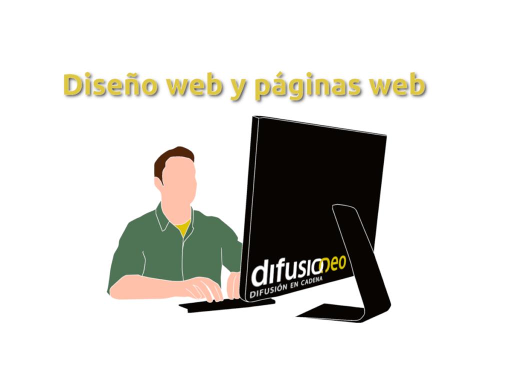 Diseño web y paginas web denia
