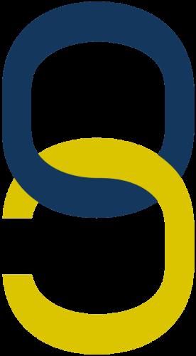 logo difusioneo vertical azul