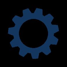 símbolo engranaje