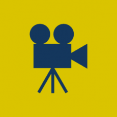 camara de video antigua